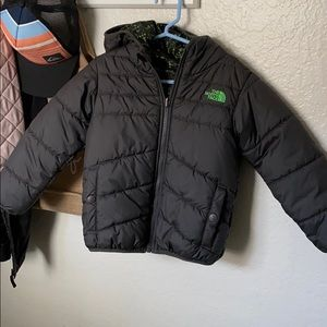 The North Face toddler boys reversible jacket